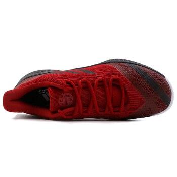 баскетбольная обувь Adidas | Оригинал Новое поступление адидас Б/у Мужская баскетбольная обувь кроссовки