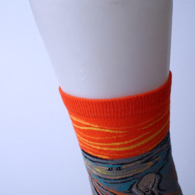 Art socks - 18 different works of art 3
