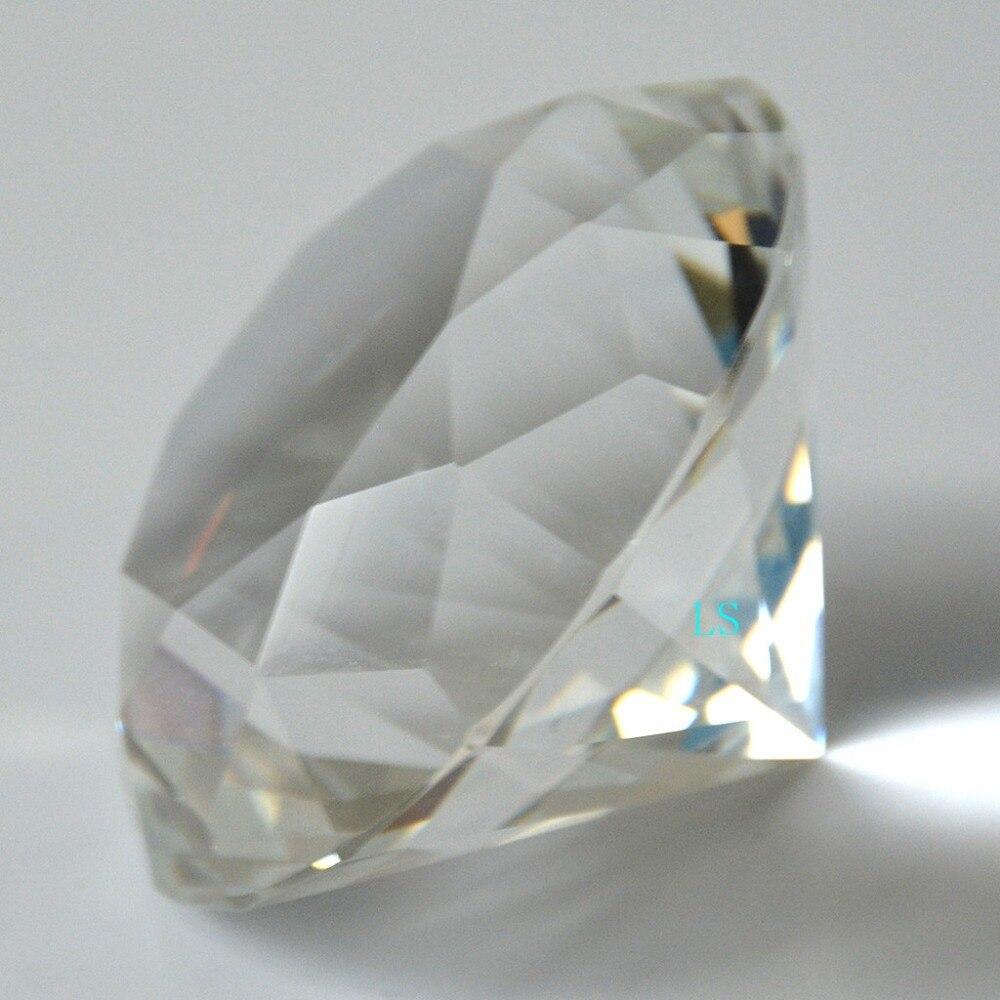 60 χιλιοστά κρύσταλλο γυαλί διαμάντι - Διακόσμηση σπιτιού - Φωτογραφία 2