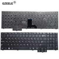 GZEELE NEW RU laptop Keyboard for Samsung R525 R519 NP-R519 R719 NP-R719 R618 R538 P580 R528 R530 RU Black Replacement Russian