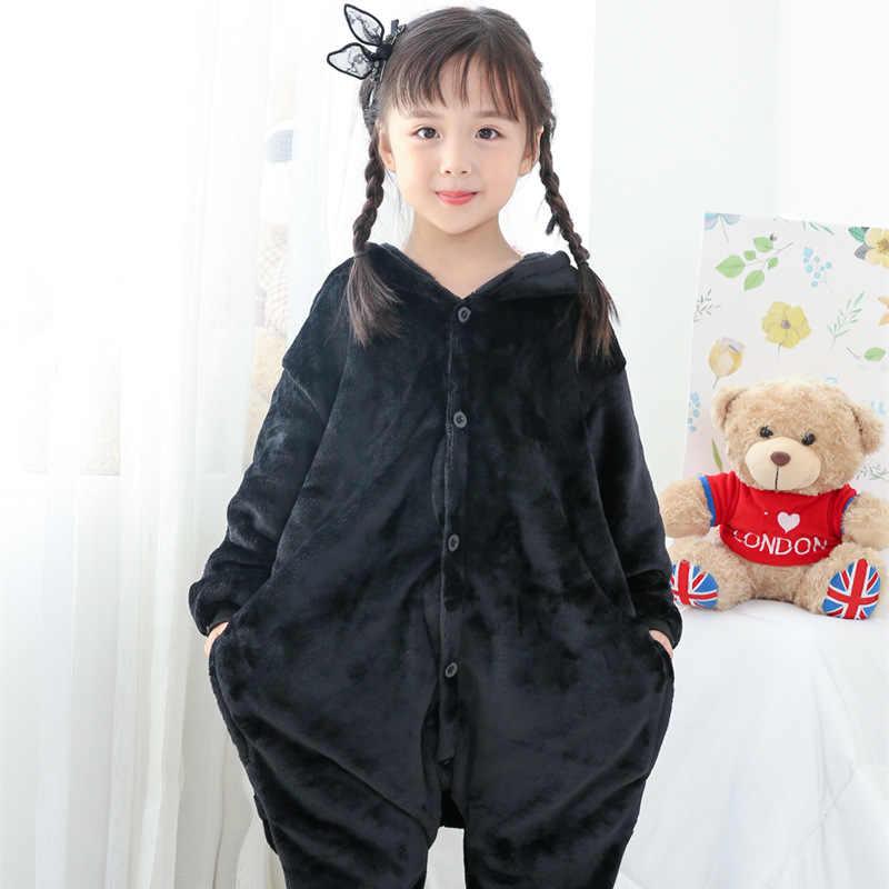 Hari Anak Karnaval Halloween Pesta Kumamon Bear Kostum Cosplay Hewan Anime Anak-anak Dewasa Kostum Baju Setelan Jumpsuit