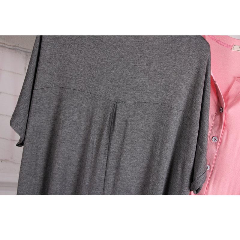 88322be24 ... sin mangas de terciopelo de. Blusas manga larga camisas maternidad Tops  camiseta para mujeres embarazadas ropa embarazo Camisas Casual Gravidas  vestidos ...