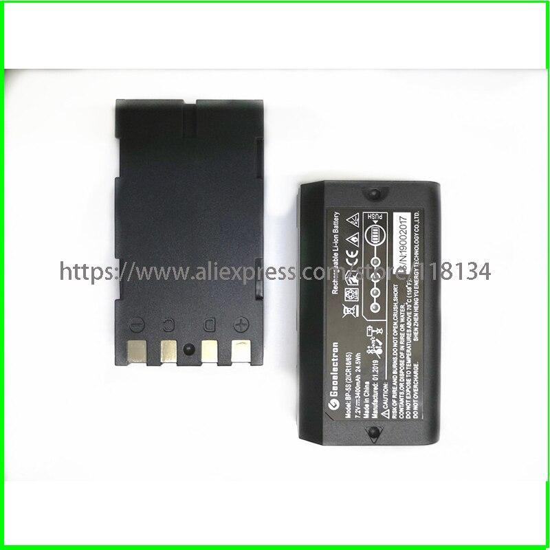 Nouvelle batterie 7.2 V 3400 mAh BP-5S pour Topcon, Unistrong, South X11 contrôle des données FOIF A90 STONEX P9-G, STONEX P9, P9-II, S6, S9