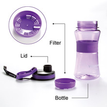 Sports Plastic Water Bottles 550 ml