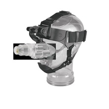 Pulsar 74091 compact Head Mount for night vision hunting monocular helmets head mount  with one screw