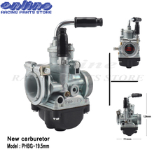 New carburetor 19.5  mm Motorcycle Parts Carb For PHBG19.5 free shipping