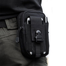 Lucky Gourd 12018 Waist Bags Waterproof Men Casual Waist Pack nylon Work Waist Bag Army Military Small Bags free holograms цена и фото