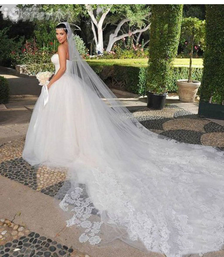 Free shipping WE 2233 Corset bodice ball gown arabic wedding dress ...