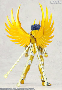 "Image 5 - 100% Original BANDAI Tamashii Nations Saint Cloth Myth Action Figure   Phoenix Ikki God Cloth from ""Saint Seiya"""