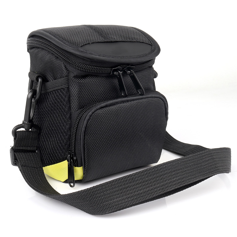 Camera Bag <font><b>Case</b></font> Cover for Panasonic <font><b>LUMIX</b></font> <font><b>LX100</b></font> LX7 LX5 LX3 GM1 GX7 GF8 GF7 ZS60 ZS50 ZS40 ZS110 TZ100 TZ90 TZ80 TS30 SZ10 image