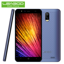 Leagoo Z7 Smartphone 5.0 Inch 1GB RAM+8GB ROM Android 7.0 Cell Phone Quad Core SC9832A Dual Rear Cameras 5MP 4G Mobile Phones