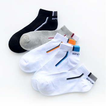 Spring and summer new men's leisure socks Fashion thin section shallow mouth stealth men Cheap socks Socks