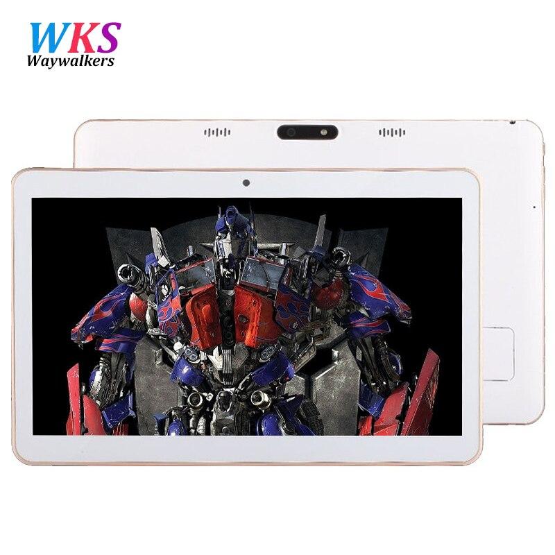 Envío libre  Más Nuevo tablet pc de 10.1 pulgadas Octa core android 5.1 Ram 4 GB