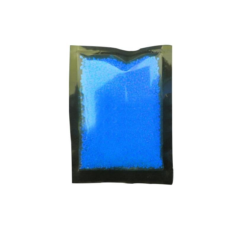 Hoomall Волшебная флуоресцентная светится в темноте светящиеся вечерние яркие краски звезда Желая бутылка частица светящийся песок подарки для детей - Цвет: blue