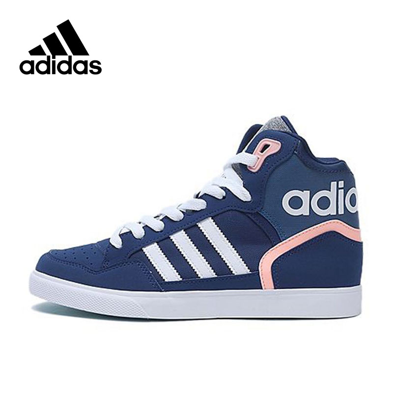 где купить New Arrival Authentic Adidas Originals EXTABALL Breathable Women's Skateboarding Shoes Sports Sneakers по лучшей цене