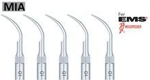 alat untuk dokter gigi pemutihan gigi peralatan dan alat gigi ultrasonik scaler tip gigi untuk EMS WOODPECKER G1