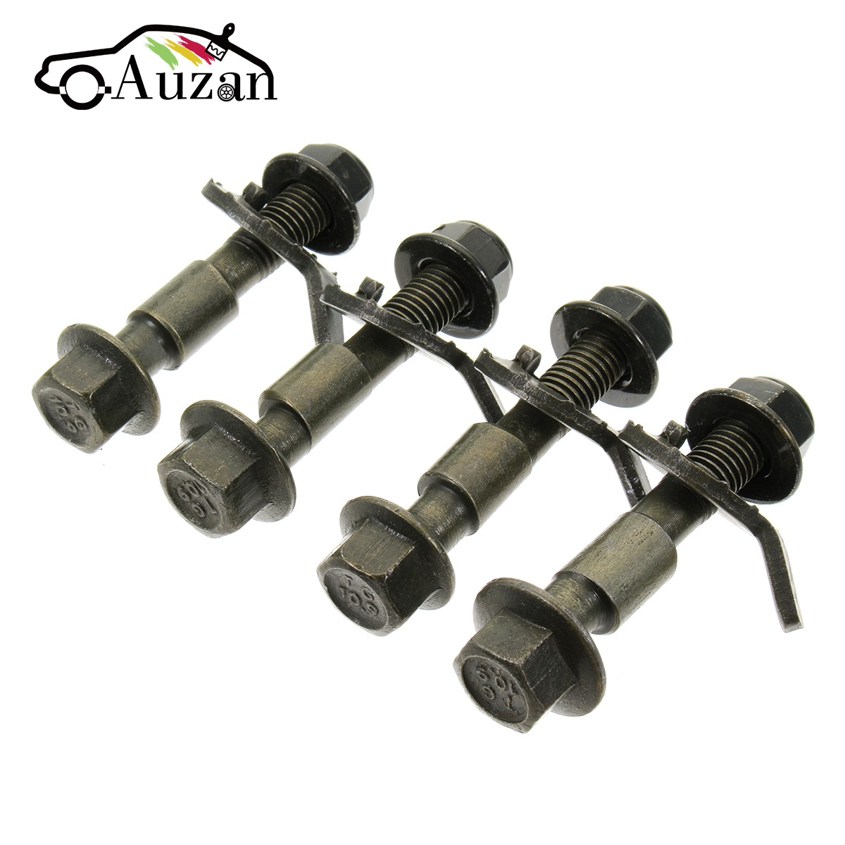 X2 14MM 10.9 STEEL ALLOY ADJUSTABLE REAR ALIGNMENT CAMBER//CONTROL CAM BOLT KIT