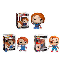Funko pop Child's Play CHUCKY Toy Cult of Chucky Action Figures Doll For KIDS(China)