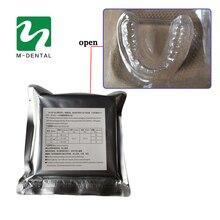 1 torba diş malzeme sert vakum şekillendirme plakası matris bantları diş ortodonti tutucu dilim 1.0mm/1.5mm/ 2.0mm seçeneği için