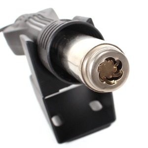 Image 5 - New Hot Air Gun 8858 220V Portable BGA Rework Solder Soldering Repair Station Hot Air Blower Heat Gun Better Saike 8858