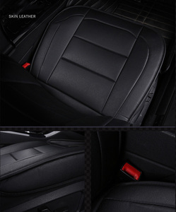Image 5 - (Front + Rear) Universal leather car seat covers For Chevrolet aveo Cruze lacetti Captiva TRAX LOVA SAIL car accessories cushion