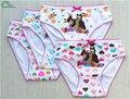 Masha and Bear Baby Girls Underwear Panty Toddler Cartoon Cotton Children Panties Roupas Infantis Menina Girls Panties Clothes