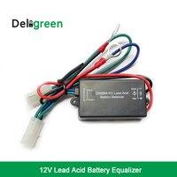 Qnbbm 12V Lood zuur Batterij Equalizer Balancer Bms Pevent Van Corrosie En Sulfuration-in Batterij accesoires van Consumentenelektronica op