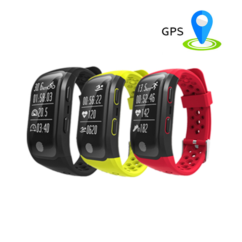 09eced105a1 Accewit S908 GPS Smart Wristband Heart Rate Monitor Sedentary Reminder Pedometer  Waterproof Smart Watch with Touch Key. В избранное. gallery image