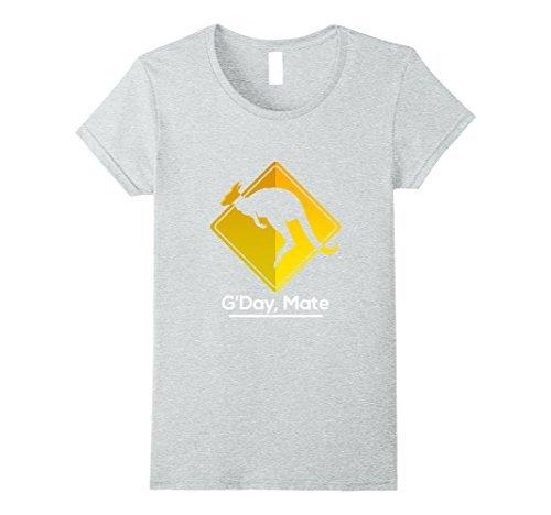 AUSTRALIA T Shirt Australian National Kangaroo Animal Tee Fashion Slim  Women Funny Brand For Lady T Shirt Sleeve Women Tops Tee-in T-Shirts from  Women's ...