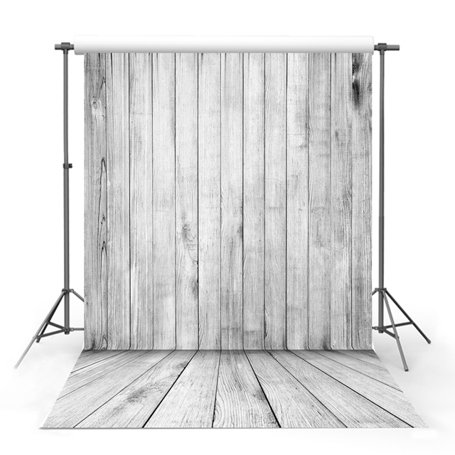 Shabby Grayish white Peeling Wooden Floor Portrait Backdrops Newborns Photography Backdrop Wood Planks background for photo