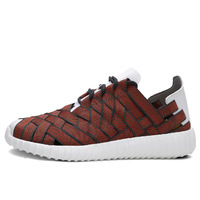 Knit Knitting Especially Hand woven Classical Outdoor Breathable Shock Wave Shoes Male fashion Shoes Sneakers casual Shoes Men