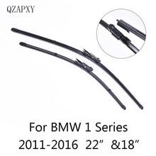 Передние и задние щетки стеклоочистителя для BMW 1 серии F20 F21 от 2011 2012 2013 до автомобильные аксессуары Дворники для лобового стекла автомобиля-Стайлинг