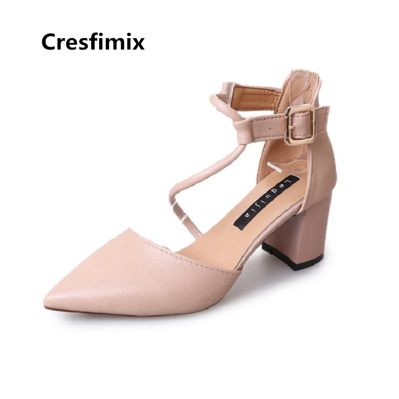 Cresfimix Femmes Hauts Talons Women Black Comfortable Spring Pointed Toe High Heel Pumps Summer White Office High Heels B3407Cresfimix Femmes Hauts Talons Women Black Comfortable Spring Pointed Toe High Heel Pumps Summer White Office High Heels B3407