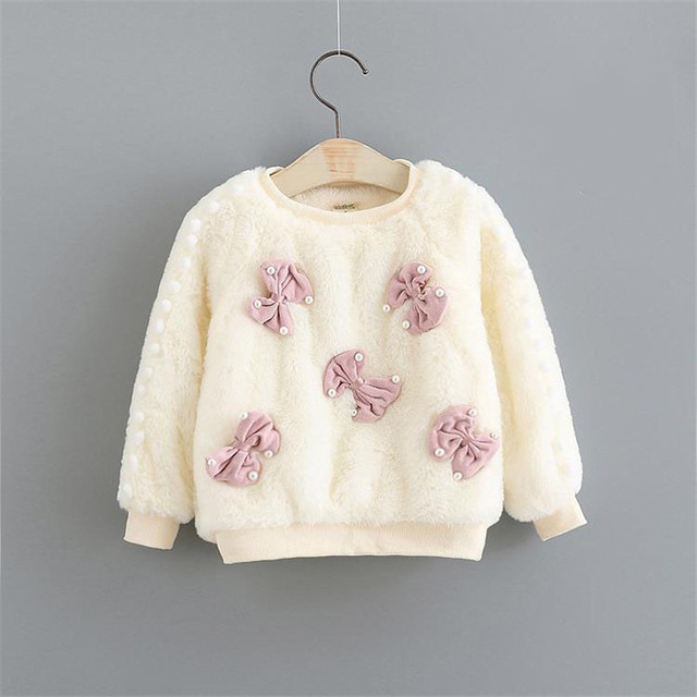 Adorable Baby Girl Sweater | Fall Winter 2017 Collection