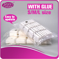 High quality 160 pairs Perm Pole for Eyelash Extension White Perm Pole Eye pads for Grafting Eyelash