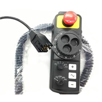 Handheld WIA KIA Machine PHA Series of Electronic Handwheel Manual Pulse Generator electronic hand wheel handheld encoder 25ppr 100ppr manual pulse generator mpg for siemens fanuc mitsubishi