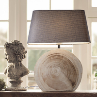 Modern Nordic table lamp wooden base book lights desk night light e27 holder bedside lamp La lamparas for home bedroom decor