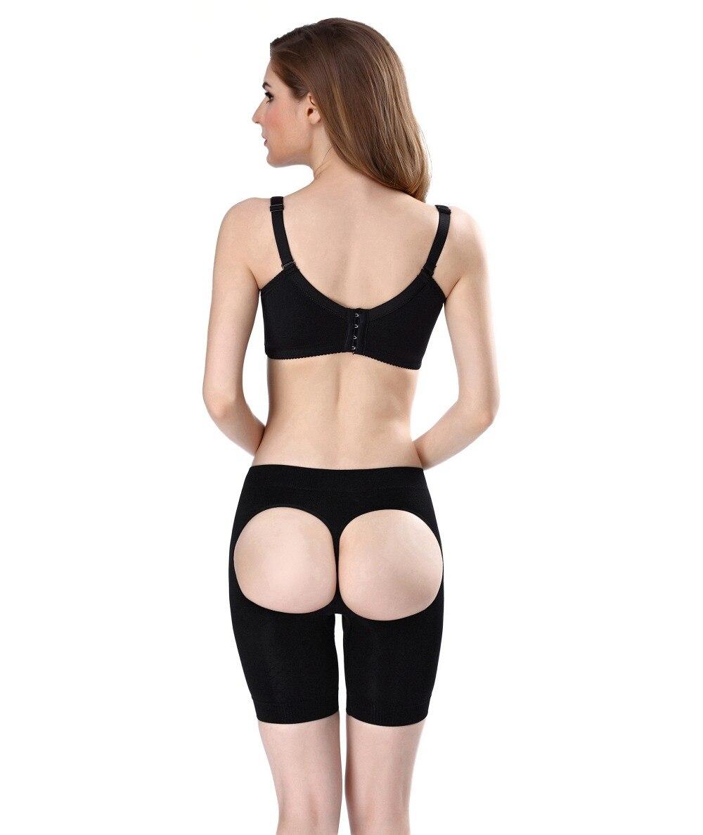 2018 Lady Waist Trainer New Body Shaper Power Net Butt Enhancing Shapewear Women Shapewear Underwear 803 S M L XL XXL XXXL