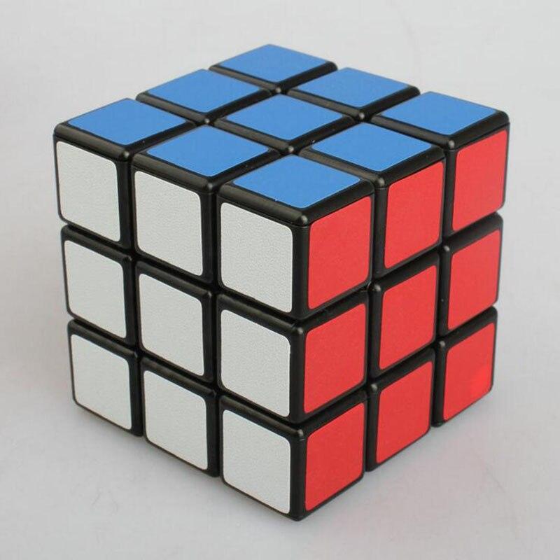 Cubos Mágicos conjunto puzzle cube 2x2x2 3x3x3 Color : Black