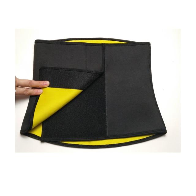 CHENYE Body Shapers Men's Compression slim Shaper Belts News Girdle Neoprene Shapers Slimming Waist Trimmer Absorbs Sweat Belts 5