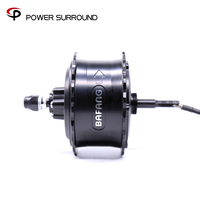 Hot Sale New 2018 Free Shipping Bafang 48v 750w Rear Hub Motor With Disc Brake For Fat Bike Electric Kit