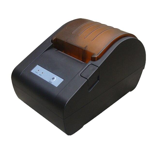 58 мм pos-терминал с принтером чеков супермаркет кассовый принтер поддержка usb параллельный интерфейс ethernet поддержка драйверов Win10