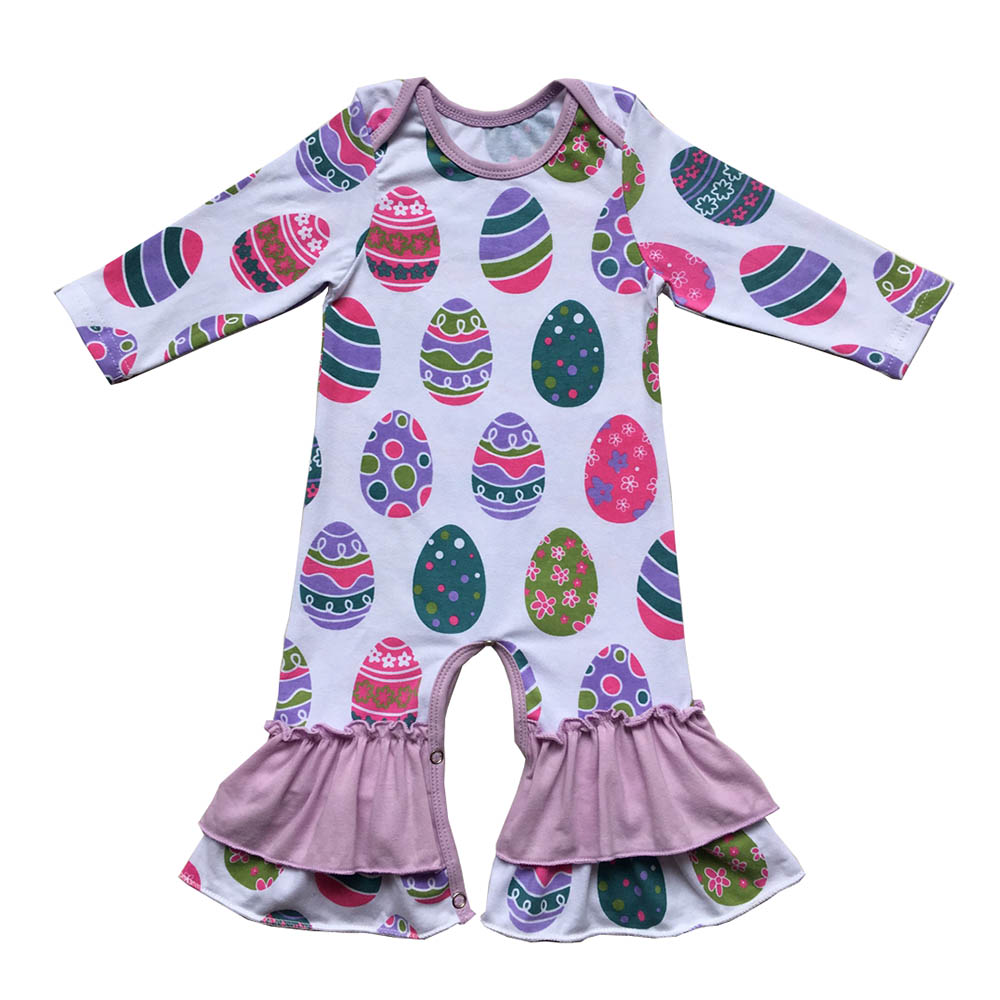 384fa00040b Donuts Valentines day baby Leg romper Fall Baby Gift easter Day girls gown  clothing Jumpsuit newborn