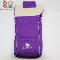 Baby Winter Baby Sleeping Bags, Infant Sleepping sacks for Stroller Cart Basket Fleabag Thick Multifunctional