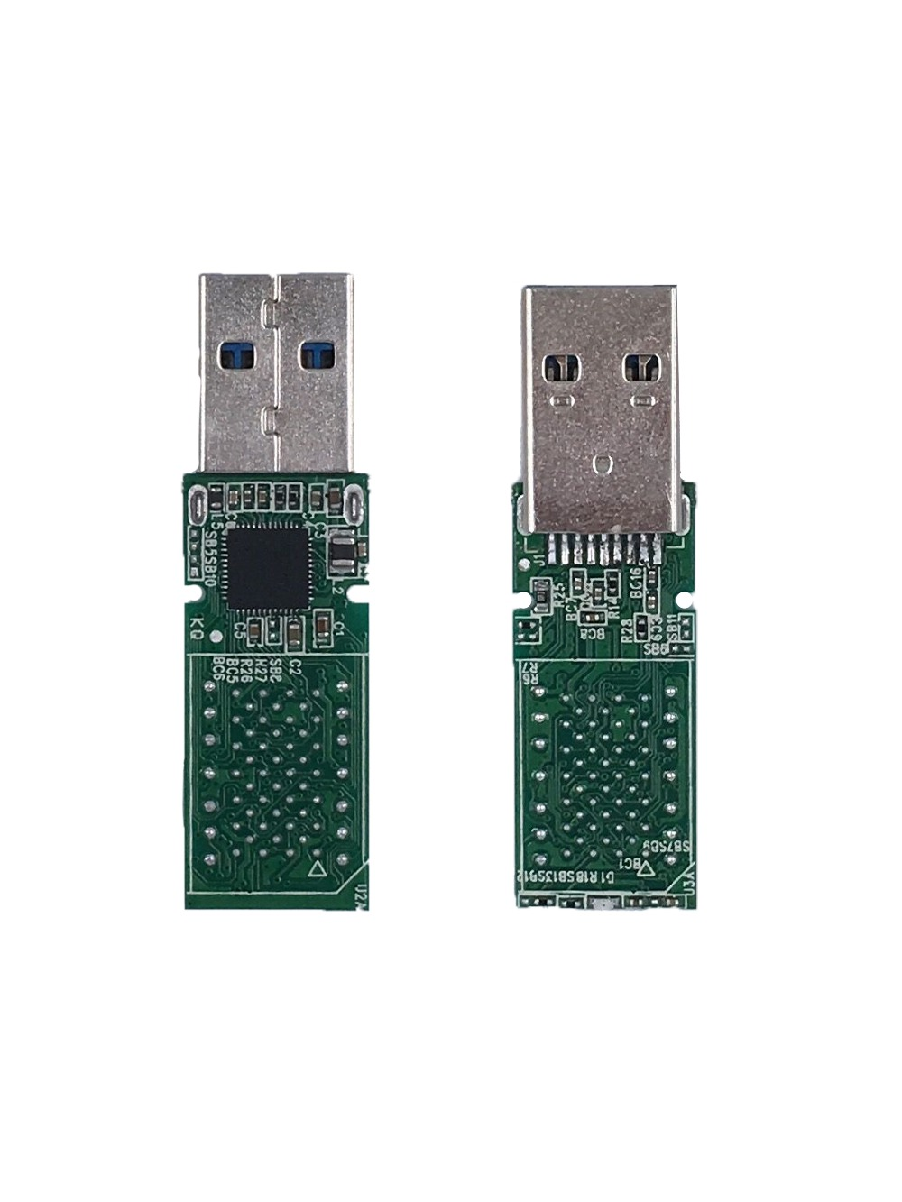 Newest Apple LGA60 SM3267L usb 3.0 U disk control board PCB board free crystal with LGA double-pad E2NAND Hynix E NAND FLASH DIY цены онлайн
