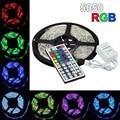 5m 12V 5A Waterproof IP65 5050 RGB SMD LED Flexible Strip light 300 LEDs + 44 Key IR Remote Controller