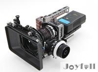 Новый Tilta BMPCC DSLR Rig верхняя ручка камеры Follow focus 4*4 Матовая коробка v замок для BlackMagic Карманная камера rig Бесплатная доставка