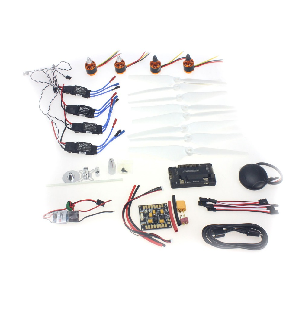 F15843-J/K/L 4-Aix Helicopter Accessories Kit with APM 2.8 GPS for 450 4-Aix RC Drone Quadcopter Hexacopter Multi-Rotor Aircraft f15843 j k l 4 aix helicopter accessories kit with apm 2 8 gps for 450 4 aix rc drone quadcopter hexacopter multi rotor aircraft