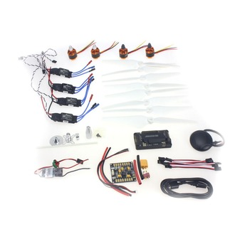 F15843-J/K/L 4-Aix Helicopter Accessories Kit with APM 2.8 GPS for 450 4-Aix RC Drone Quadcopter Hexacopter Multi-Rotor Aircraft