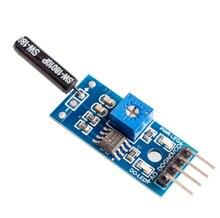 10PCS/LOT Normally open shock sensor module for arduino vibration sensor module alarm module